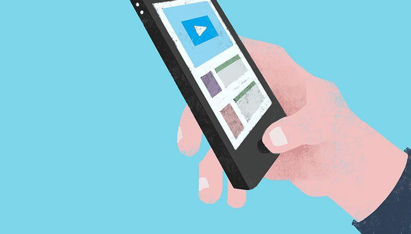 Los cinco mejores editores de vídeo para móviles